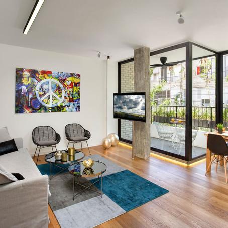 Banque d'Israël : les loyers des logements de Tel Aviv en baisse de 15%