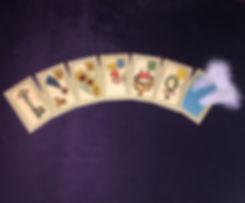 ora voyante cartomancienne cartes tarots tirages oracles ge belline triade