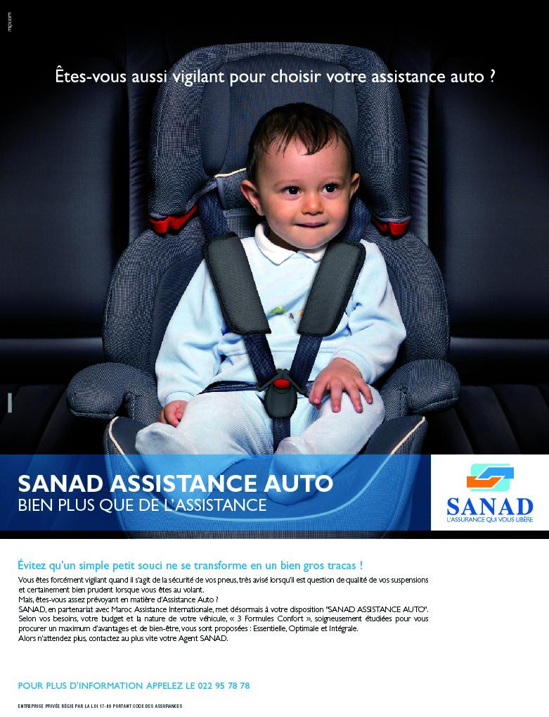 SANAD - AFFICHE