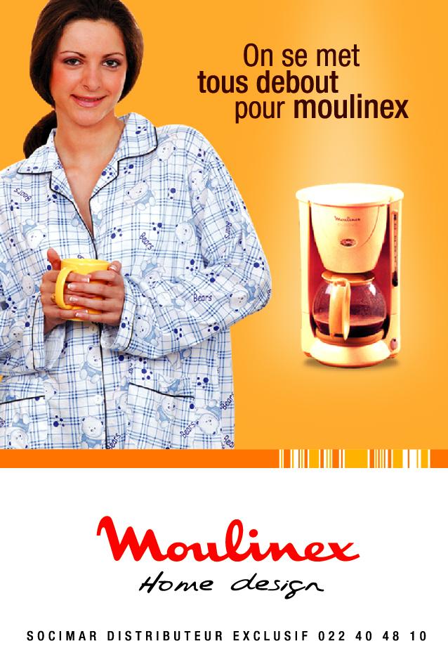 MOULINEX - AFFICHE