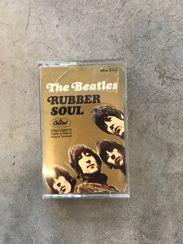 The Beatles Rubber Soul Tape