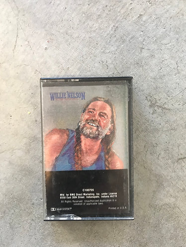 Willie Nelson Tape