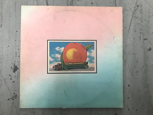 Allman Brothers Eat a Peach Record
