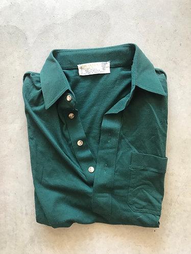 Green Vintage Polo