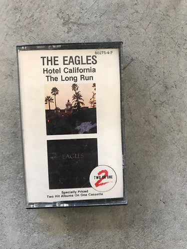 The Eagles 2 Tape