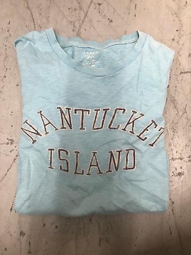 J.Crew Nantucket Island Tee