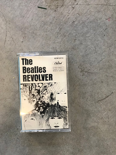 The Beatles Revolver Tape