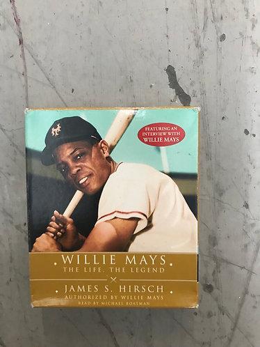 Willie Mays CD Book