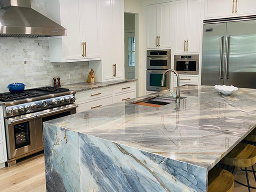How to care for Quartzite countertops