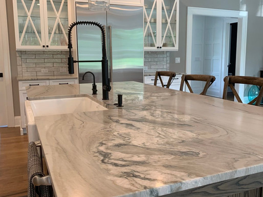 3 Things To Consider Before Using Natural Stone In Your Kitchen
