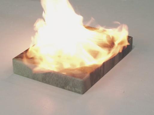 Quartzite vs Quartz: Heat Test