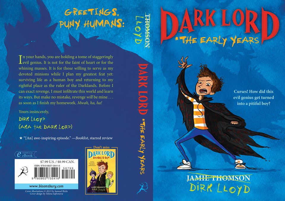 Dark Lord: The Early Years