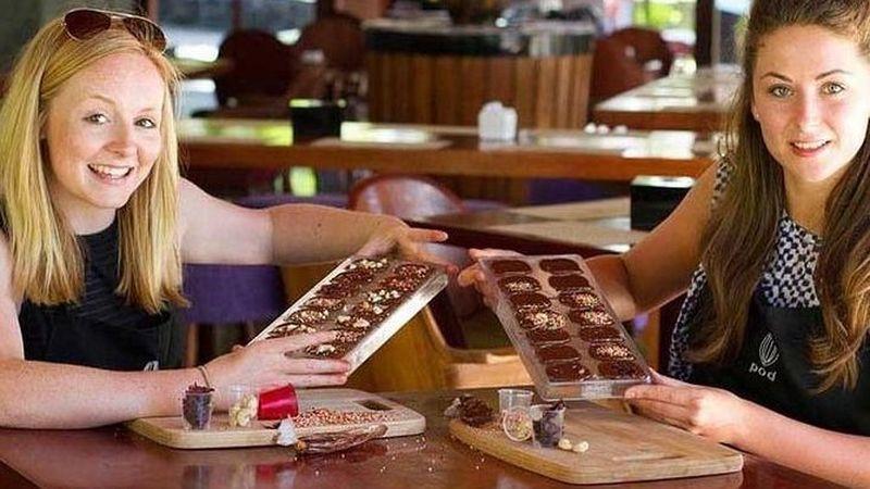Craft Activities in Bali
