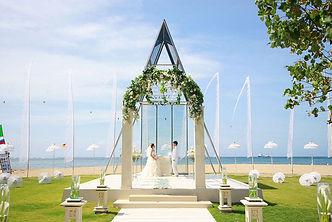 Chaple Wedding Bali