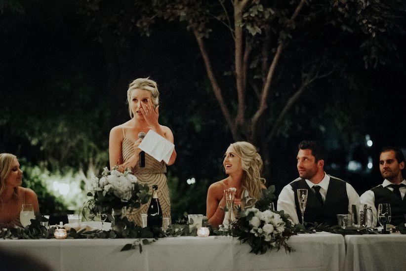 Great Wedding Speech