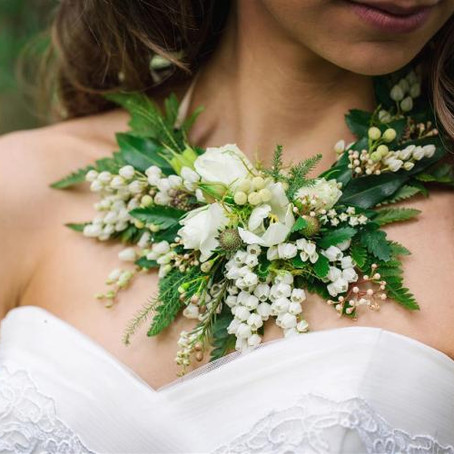 Why hiring a professional florist for your wedding is so important.