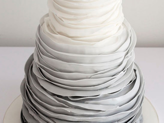 Is it time for the traditional wedding cake to stand aside or is there still room at the table?