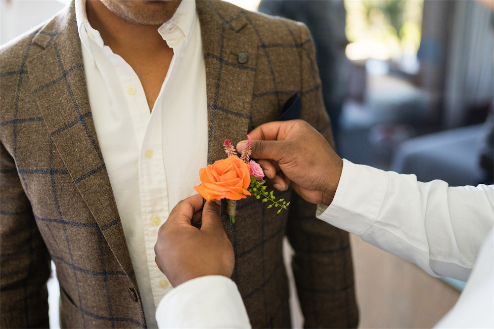 Groom Bali Wedding