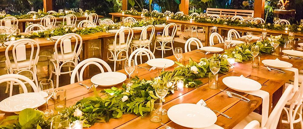 Bali Wedding Reception Decoration