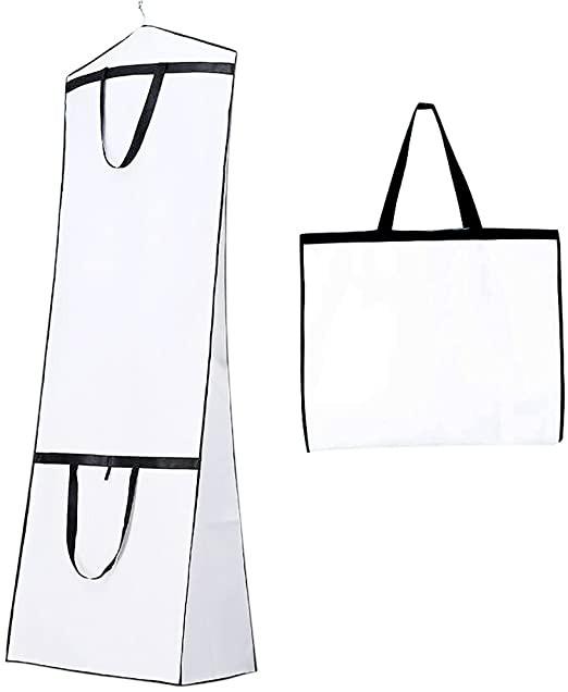 wedding dress garment bag