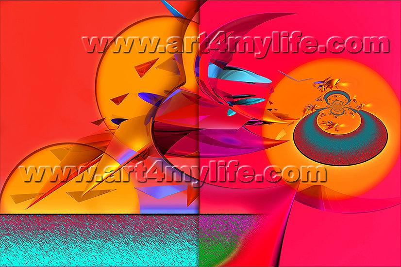 Dreams 026 Rosa Ricardo Uribe Moya