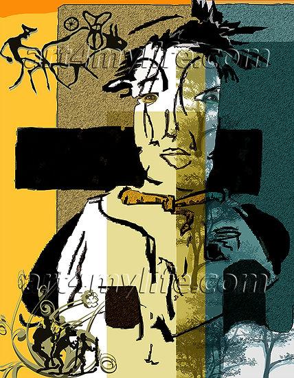 LA COSTURERA. Efraín Ricardo Uribe Moya. art4