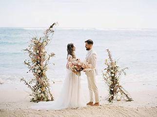 Beach Wedding Bali