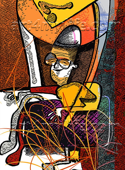 EL HOMBRE FELIZ DEL CIRCO. Efraín Ricardo Uribe Moya. art4