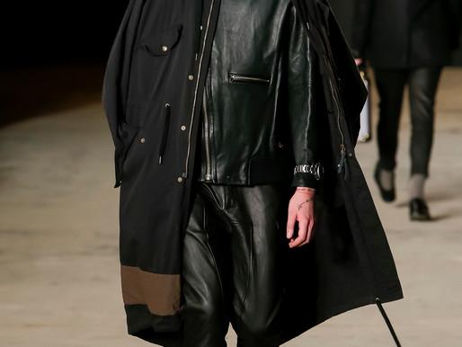 DIMA DIONESOV for Robert Geller F/W 2016 New York Fashion Week