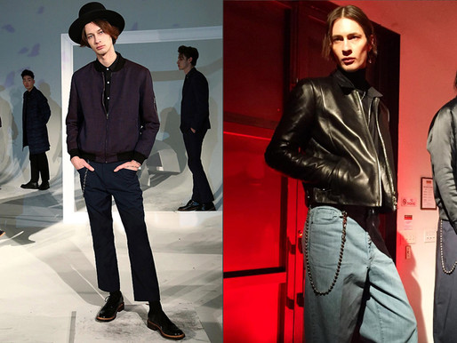 DIMA DIONESOV scored 2 presentation on Day 1 Men's Day New York Fashion Week