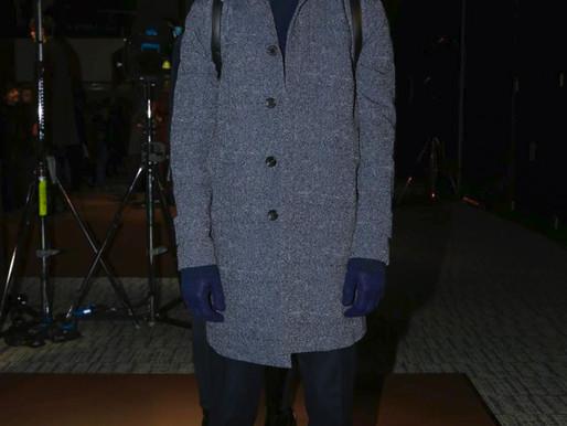 GLEB GORODKOV for Cerruti F/W 2016 Paris Fashion Week