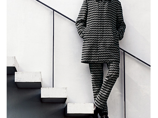 DIMA DIONESOV for ISSEY MIYAKE MEN CAMPAIGN