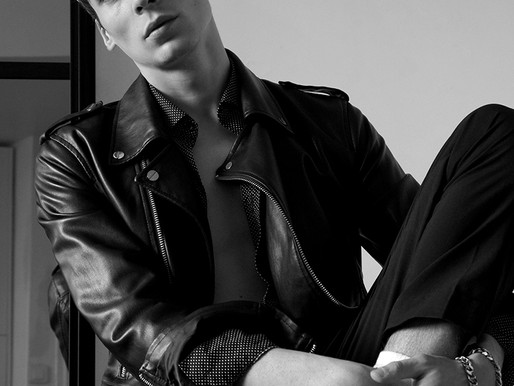 LAZARE TEKAYA for THE FASHIONISTO exclusive by JOVEI BLINK