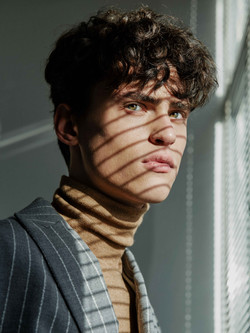 Russian Male Model Philip Gonchar