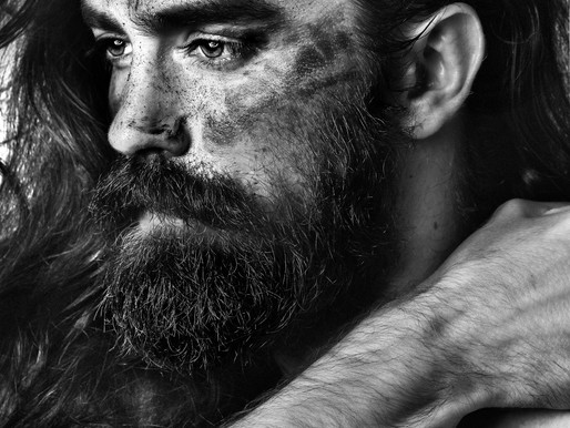 STANISLAV J. Black and White Portrait Series