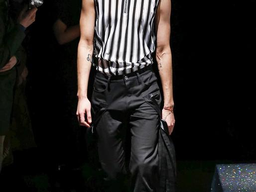 DIMA DIONESOV for NICOPANDA F/W 2016 New York Fashion Week
