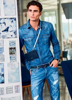 Luke Farnworth male model