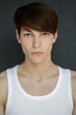 Shakh New Face Male Model