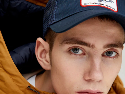ALEXANDER GUDMUNDSSON for PULL & BEAR
