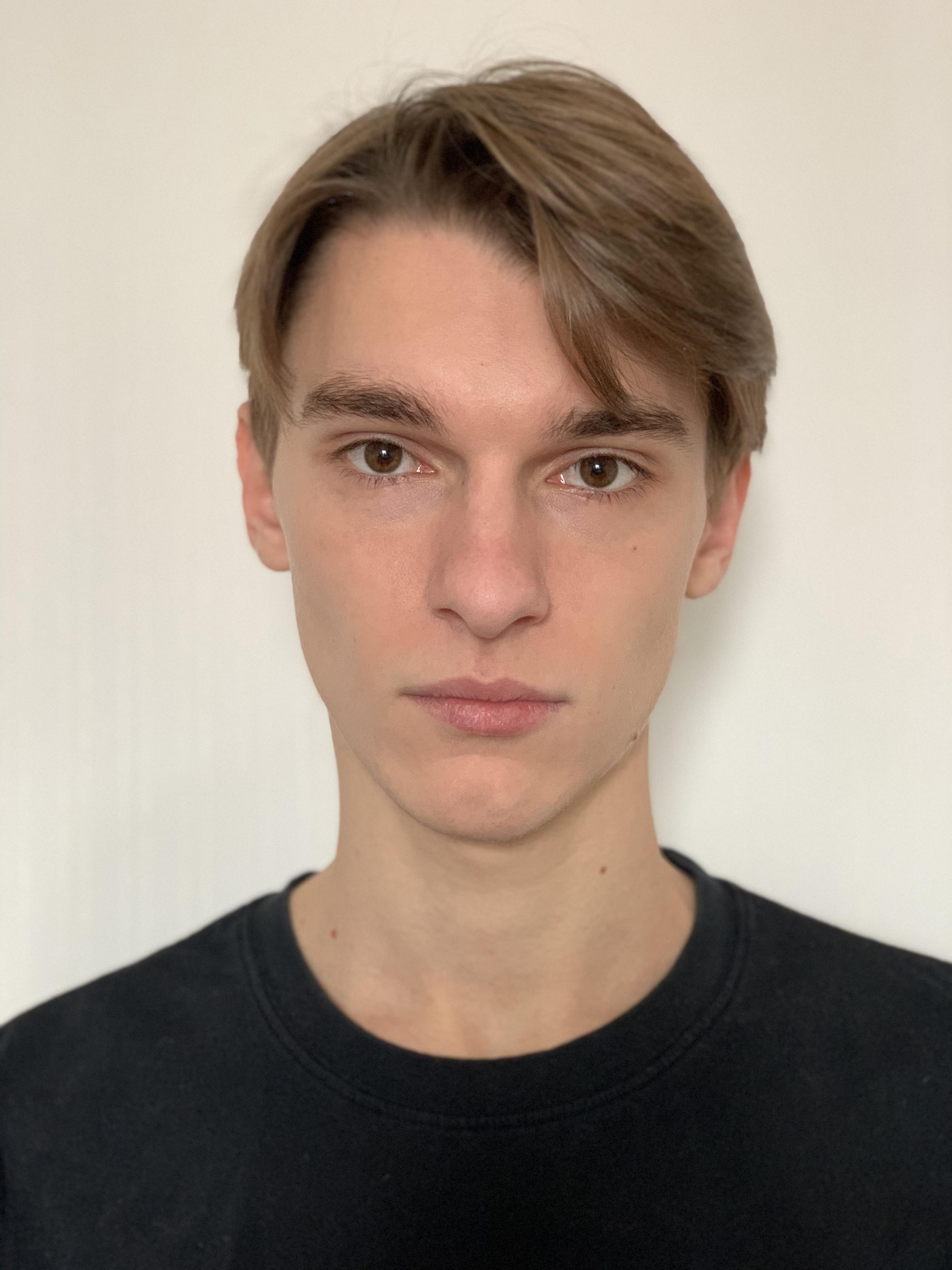 New Face Egor Kratov