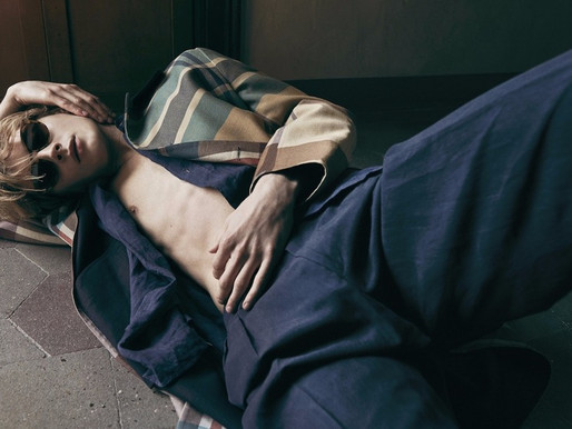 SERGE KUTUKOV new images for MAN IN TOWN