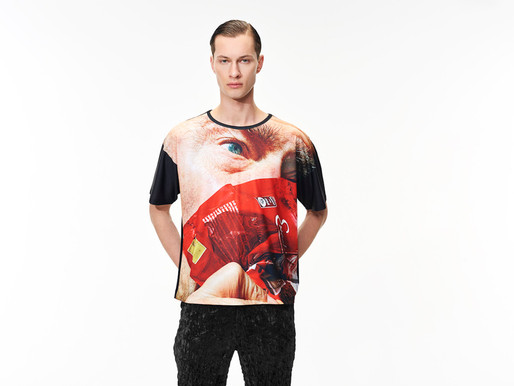 DIMA DIONESOV for ISSEY MIYAKE MEN e-commerce