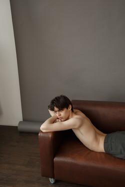 New face model Vlad Trubachenko