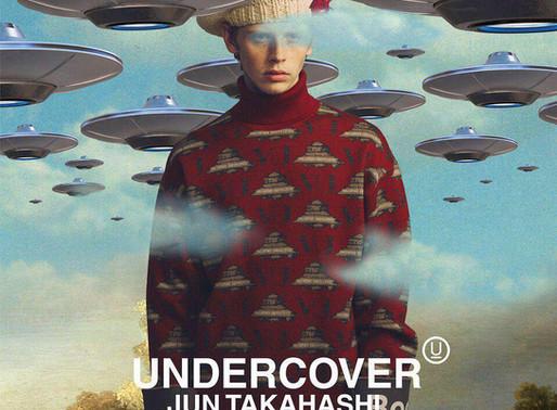 DANIIL KALININ for UNDERCOVER x VALENTINO FW19 CAMPAIGN