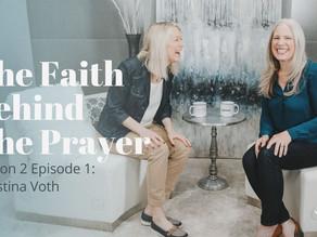 The Faith Behind The Prayer