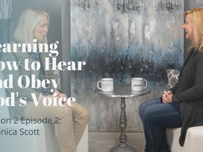 Learning How To Hear And Obey God's Voice