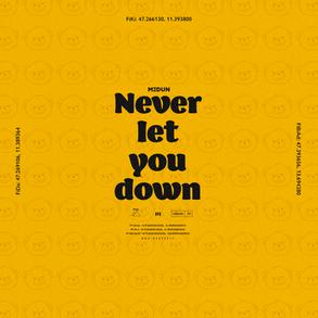 Medun - Never Let You Down