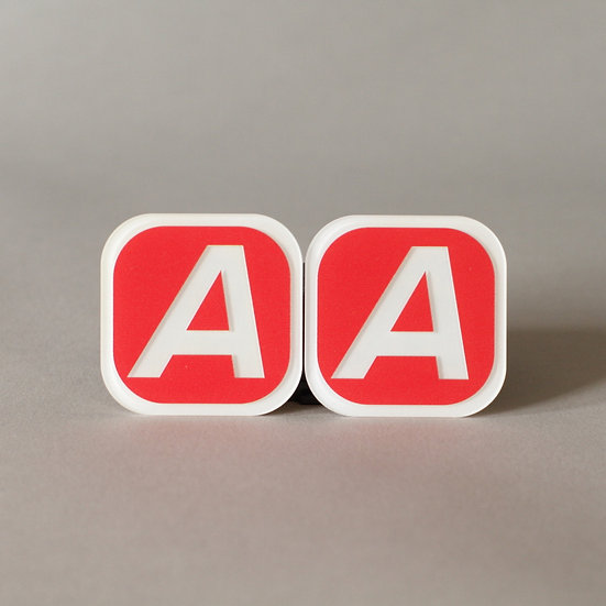 Camera Letter Tag A