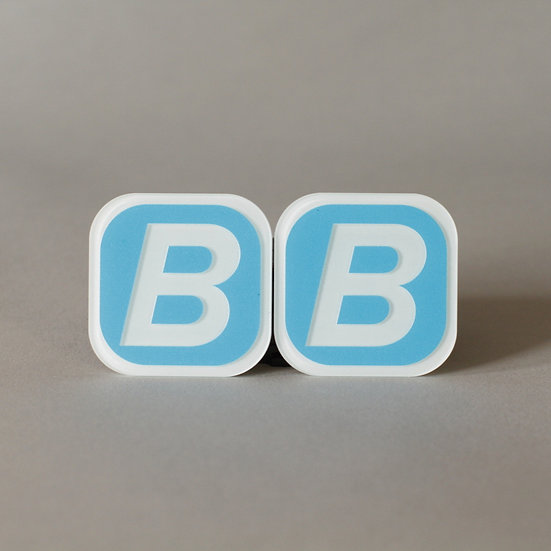 Camera Letter Tag B