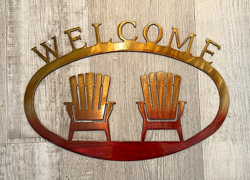 Welcome Chairs
